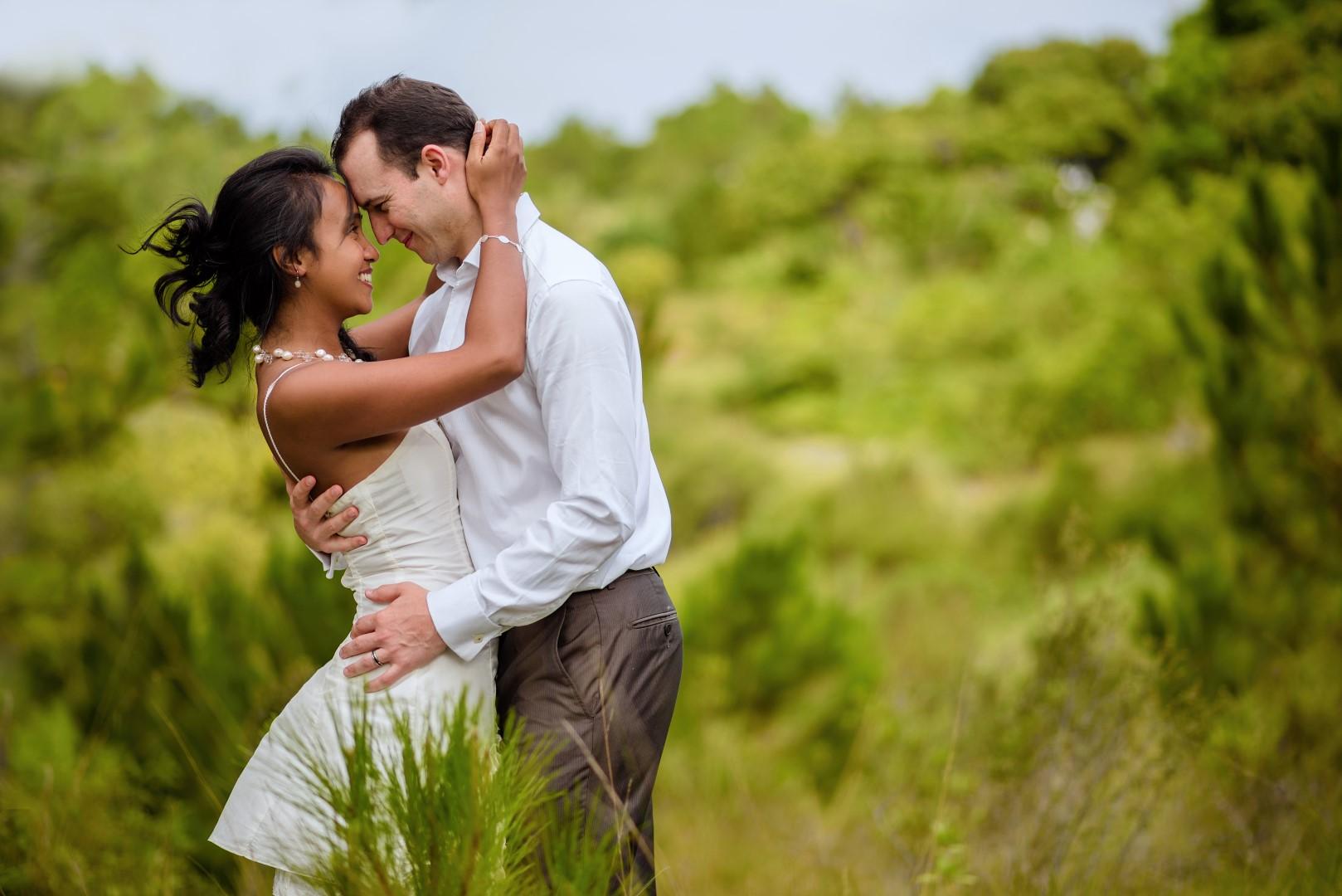 Couple amoureux par Tianaina