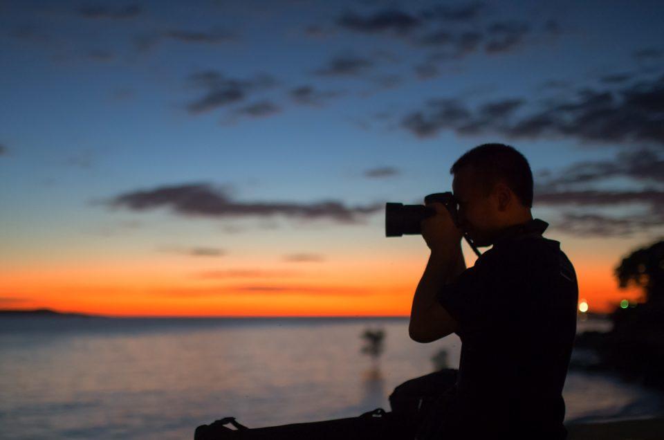 Pourquoi je suis photographe