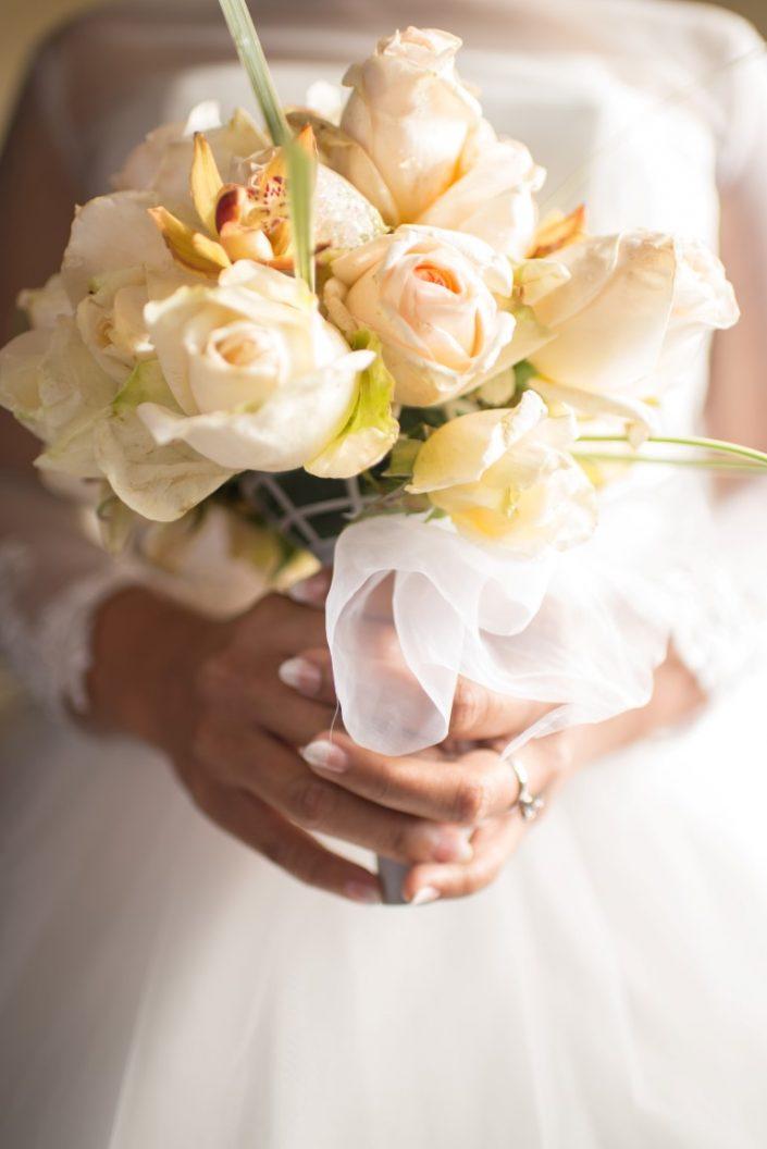 Bouquet mariée par Tianaina