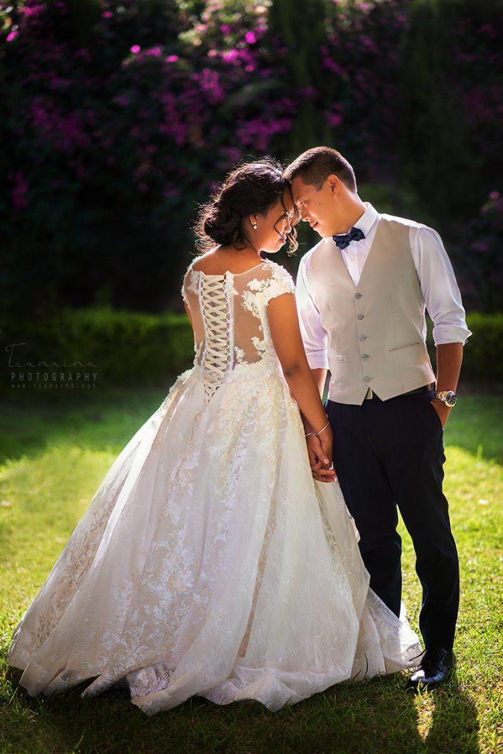 Couple mariés Mendrikolovana Photographe mariage Madagascar Tianaina
