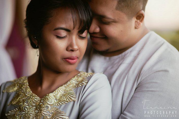 Couple fiançailles antananarivo par Tianaina