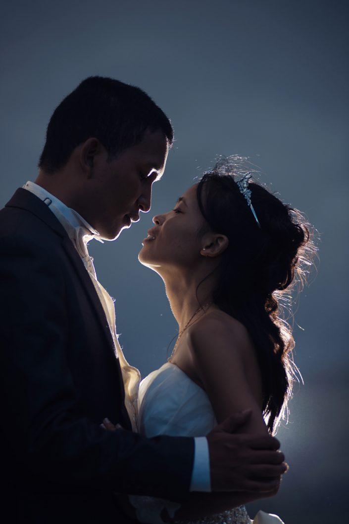 Jeunes mariés séance de post wedding par Tianaina photographe professionnel mariage