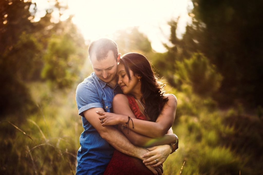 Engagement session par Tianiana