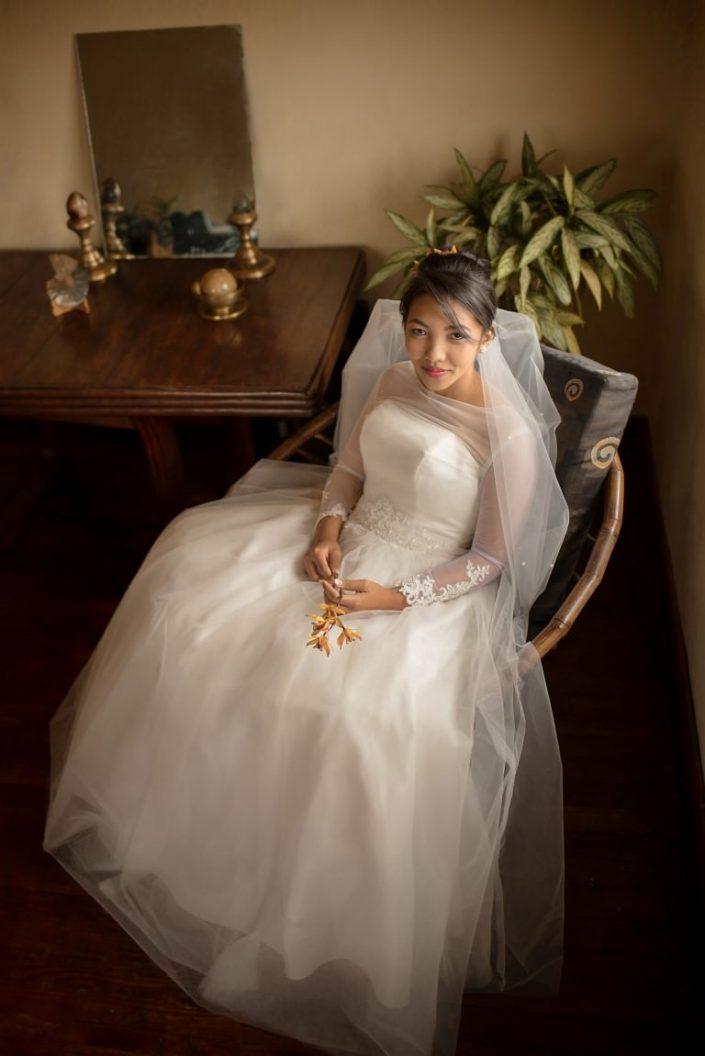 Mariée assise par Tianaina 2