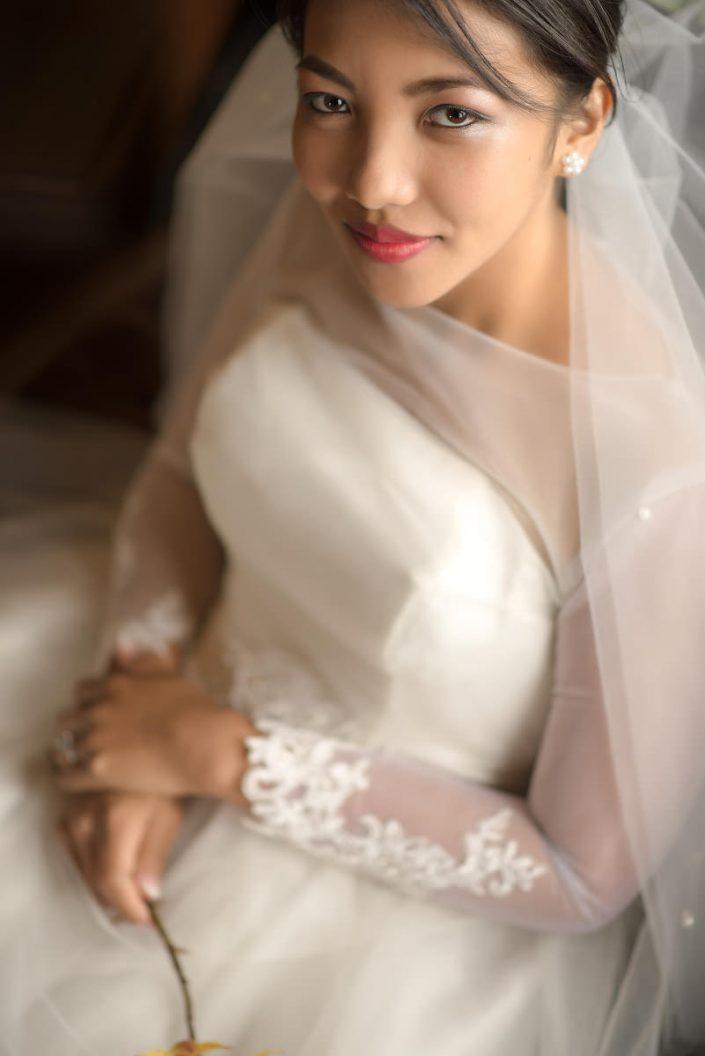 Mariée assise par Tianaina 3