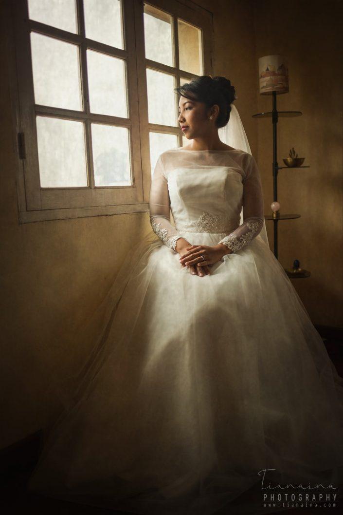 Mariée attente par Tianaina