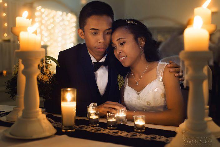 Couple mariés par Tianaina