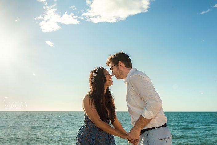 Mariage Antsanitia Resort Majunga par Tianaina
