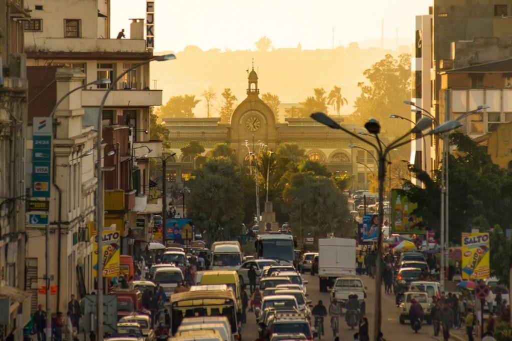 Analakely, Antananarivo par Tianaina