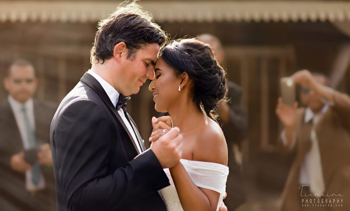 Danse de couple par Tianaina