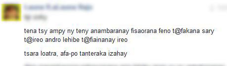 tena tsy ampy ny teny anambaranay fisaorana feno t@ fakana sary t@ ireo andro lehibe t@ fiainanay ireo tsara loatra, afapo tanteraka izahay