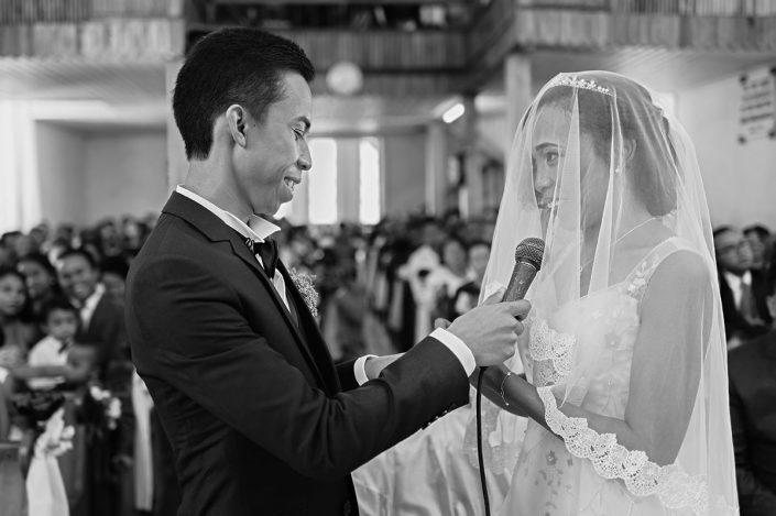 Photographe de mariage, moments et émotions par Tianaina